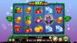Fruitbat Crazy™ de Betsoft