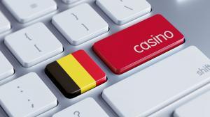 clavier toucher drapeau belge casino